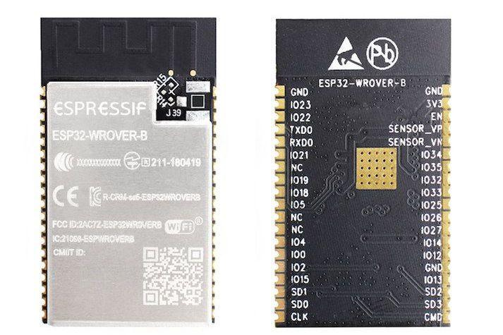 Moduino X Series - Industrial IoT module based on ESP32